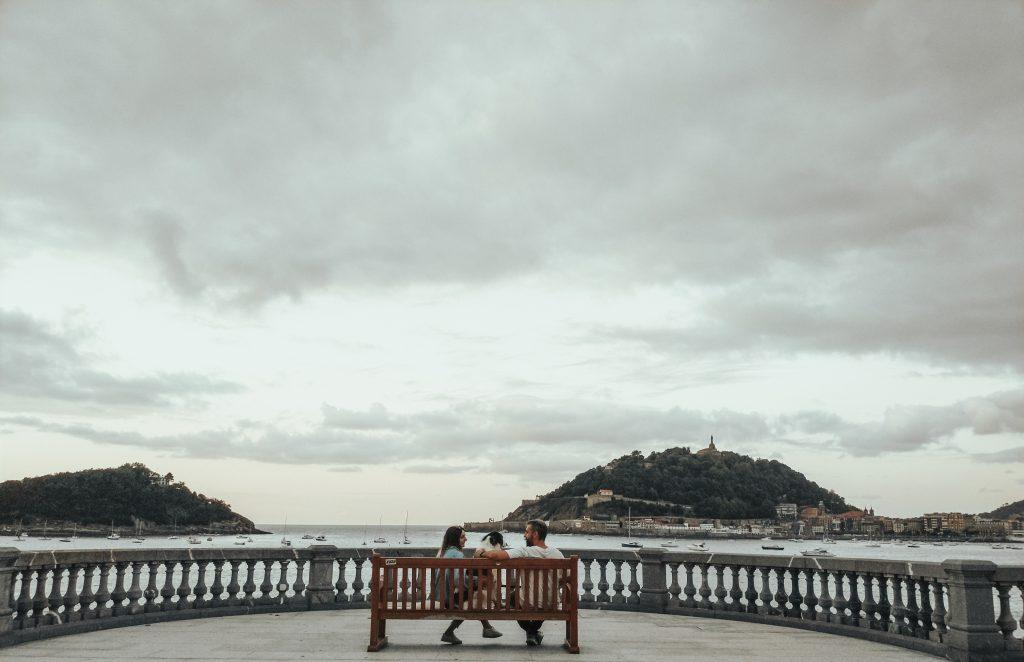 Galaventura en Playa de la Concha en San Sebastián
