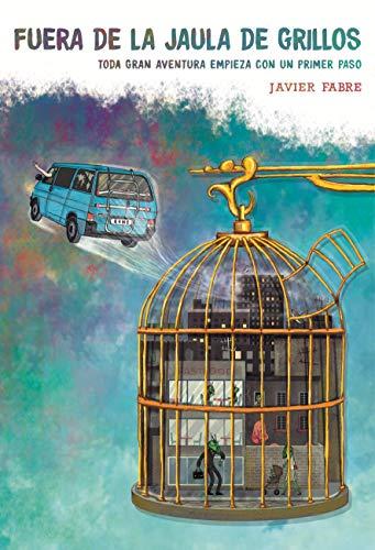 Javier Fabre aventura en furgoneta