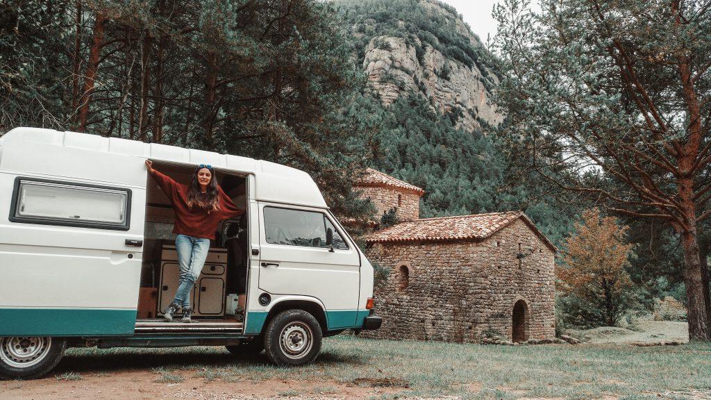 Escapada en furgoneta camper por Cataluña